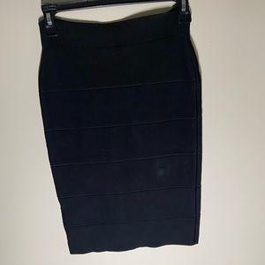 ▪️BCBG▪️Back Bandage Skirt